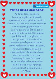 Diy For Kids, Crafts For Kids, Daddy Day, Happy Fathers Day, Little Babies, Activities For Kids, Education, School, Italian Language