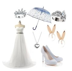 """My Wedding Cloth"" by azmina2010 on Polyvore featuring Vera Bradley, Pandora, Lipsy and Aamaya by priyanka"