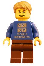 Create your own Trackable GEOCACHING® Minifigure - FabBricks