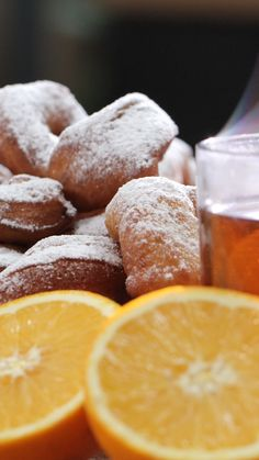 Discover recipes, home ideas, style inspiration and other ideas to try. Bulgarian Recipes, Jewish Recipes, Indian Food Recipes, Gourmet Recipes, Sweet Recipes, Beignets, Mardi Gras Desserts, Brownie Recipe Video, Carnival Food