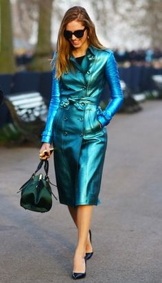 #cool blues.  spring #2dayslook #new #young fashion  www.2dayslook.com