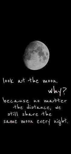 same moon #TheSun,TheMoon&TheStars