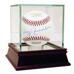 Bobby Richardson Autographed and Engraved Career Stats MLB Baseball
