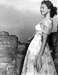 Medium publicity shot of Ingrid Bergman as Ilsa Lund.