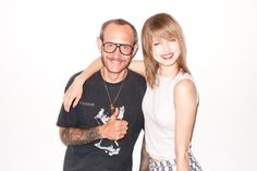 Terry Richardson photographs Lindsey Wixson's new look, Bangs