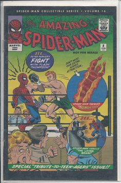 The Amazing Spider-Man Collectible Series Volume 16 (VG)