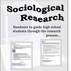 research paper conflict methods