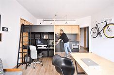 Brandburg Home & Studio on Behance