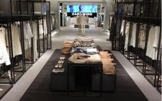Zara Fifth store Elsa Urquijo Architects New York