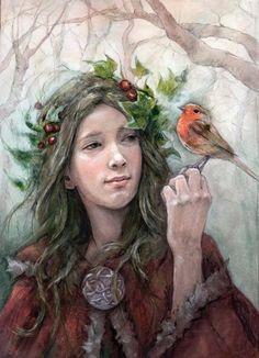 Winter Magic, Julia Jeffrey