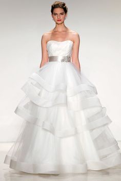 Anne Barge Fall 2015 Bridal
