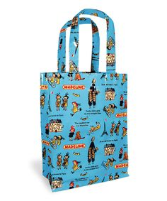 Another great find on #zulily! Madeline Tote Bag by Madeline & Friends #zulilyfinds