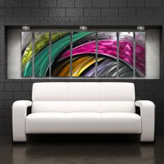 One of the most desired styles today, contemporary abstract metal wall art has steadily grown in popularity. Description from dv8studio.com. I searched for this on bing.com/images