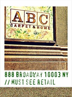 abc carpet and home.