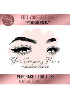 Lashes And Brows 300 Ideas On Pinterest In 2020 Lashes Lashes Logo Makeup Logo