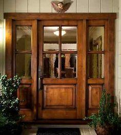 KNOTTY-ALDER-4-Lite-Craftsman-Entry-Door