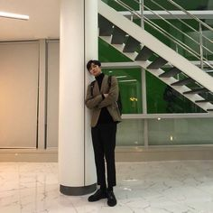 he's as tall as the stairs, i- Sf 9, Asian Babies, Fnc Entertainment, Wattpad, Gentle Giant, Good Looking Men, Handsome Boys, K Idols, Boyfriend Material