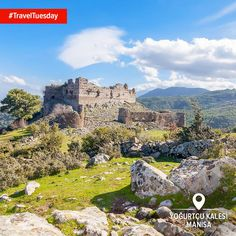 Yoğurtçu Castle originally protected Medieval civilizations, but now it just protects Manisa's stunning landscape.