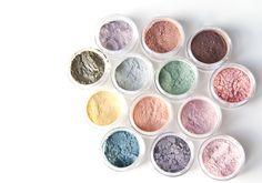 Loose mineral eye shadow $15 #loosemineral #eyeshadow #makeup #cosmetics #nontoxic #marienatie