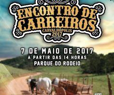 Festas de Carros de Boi: Encontro de Carreiros de Carvalhópolis - MG