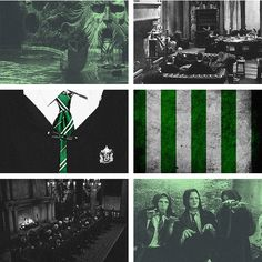 Slytherin ;)