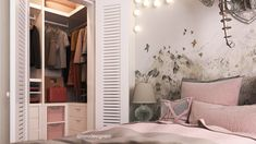 Elephant in the room. Cute girls bedroom inspired by travelling Cute Girls Bedrooms, Travelling, Elephant, Inspired, House, Inspiration, Furniture, Design, Home Decor