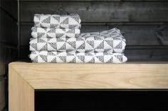 Luhta Origami pyyhkeet via Bambula