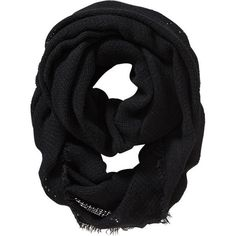 Old Navy Womens Lightweight Sweater Infinity Scarf ($15) ❤ liked on Polyvore featuring accessories, scarves, black, infinity scarf, black infinity scarf, infinity scarves, lightweight infinity scarves and circle scarf