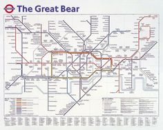 The Great Bear' by Simon Patterson