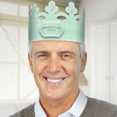Grandpa-To-Be Crown