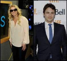 Será? Britney Spears quer James Franco em 50 Tons de Cinza http://glo.bo/H60mzk