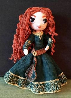 My crochet erida