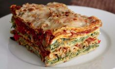 This recipe is for those who enjoy Lasagna for Spinach Lovers an Italian recipe that is also Vegetarian friendly. http://www.todaysrecipepro.com/spinach-lasagna-diners-driveins-dives/