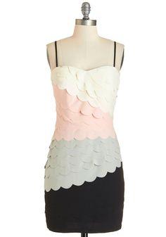 Tier Me Out Dress, @ModCloth