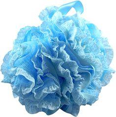 Shower Bouquet Bath Sponge Pouf Set By Shower Bouquet: Mesh U0026 Lace Loofah  Extra Large