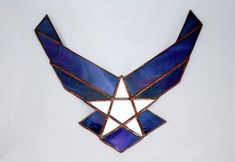 Air Force Symbol - Delphi Stained Glass