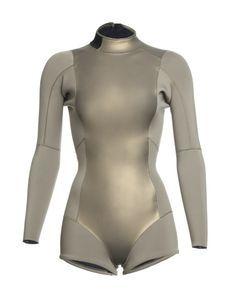 Cynthia Rowley Metallic Wetsuit