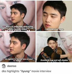 So many actors love ksoo