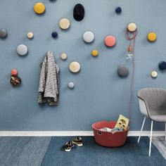 Muuto The Dots Kleiderhaken