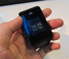 ZTE BlueWatch Is Their Wearable Tech Debut