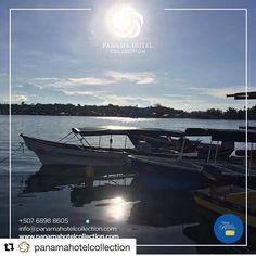 #Repost @panamahotelcollection  Observa las hermosas puestas de sol que te ofrece Bocas del Toro desde el @ghbahiabocas  Observe the beautiful sunsets that Bocas del Toro offers you from @ghbahiabocas  For more info: info@panamahotelcollection.com #GranHotelBahia #BocasDelToro #Playa #PanamaHotelCollection #PHC #VisitPanama #VacactionInPanama #PanamaHotels #Traveling #Nature #Caribbeansea #Caribe #Mar