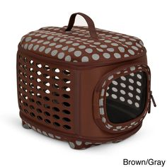 Petmate Curvations Luxury Retreat Pet Carrier Overstock Shopping The Best Prices On Petmate