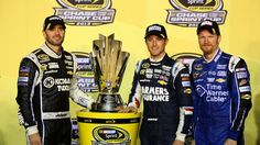 #NASCAR's top team looking for more of the same success to come in 2014.