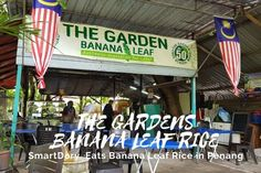 The Garden Banana Leaf Rice is one of those hidden, by word of mouth places in Penang with homecooked vegetarian thali sets. Coriander Seeds, Fennel Seeds, Banana Leaf Rice, Bitter Gourd Fry, Sources Of Soluble Fiber, Parboiled Rice, Banana Blossom, Masala Spice, Flavored Rice