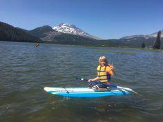 Find your Adventure at Sparks Lake - http://livingthebendlife.com/sparks-lake/
