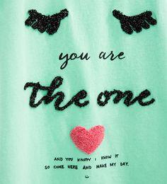 Imagem 5 de T-shirt texto bordado da Zara