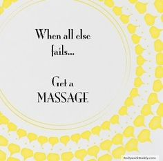 Mind Prossage Massage & Spa... It's that simple.