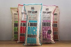 Susami Creative Agency - Family Farm #packaging #design blog World Packaging Design Society│Home of Packaging Design│Branding│Brand Design│CPG Design│FMCG Design