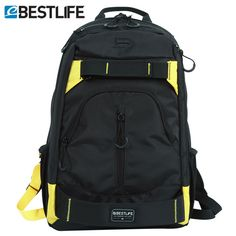 0d2545f12e8 US  72.9 10% OFF BESTLIFE Skateboard Backpack Mochila Escolar Skate Rucksack  Mens Women Travel Canvas Backpack Carry Bag Computer Laptop Bags-in  Backpacks ...