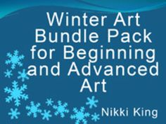 """2 Winter Art Powerpoint lessons: 1 introduces four winter-themed arts to expose students to something beyond the typical areas of painting, ceramics, etc. The other slideshow facilitates a discussion for upper level art students about """"what is art?"""" by looking at winter-themed pieces by talented and not-so-talented people."""